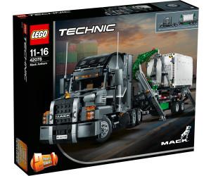 Lego Technic 42078 Mack Anthem Lastwagen und Anhänger Konstruktionsspielzeug