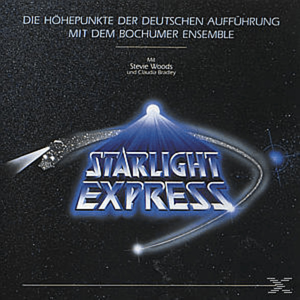 Starlight Express - Original German Cast (CD)