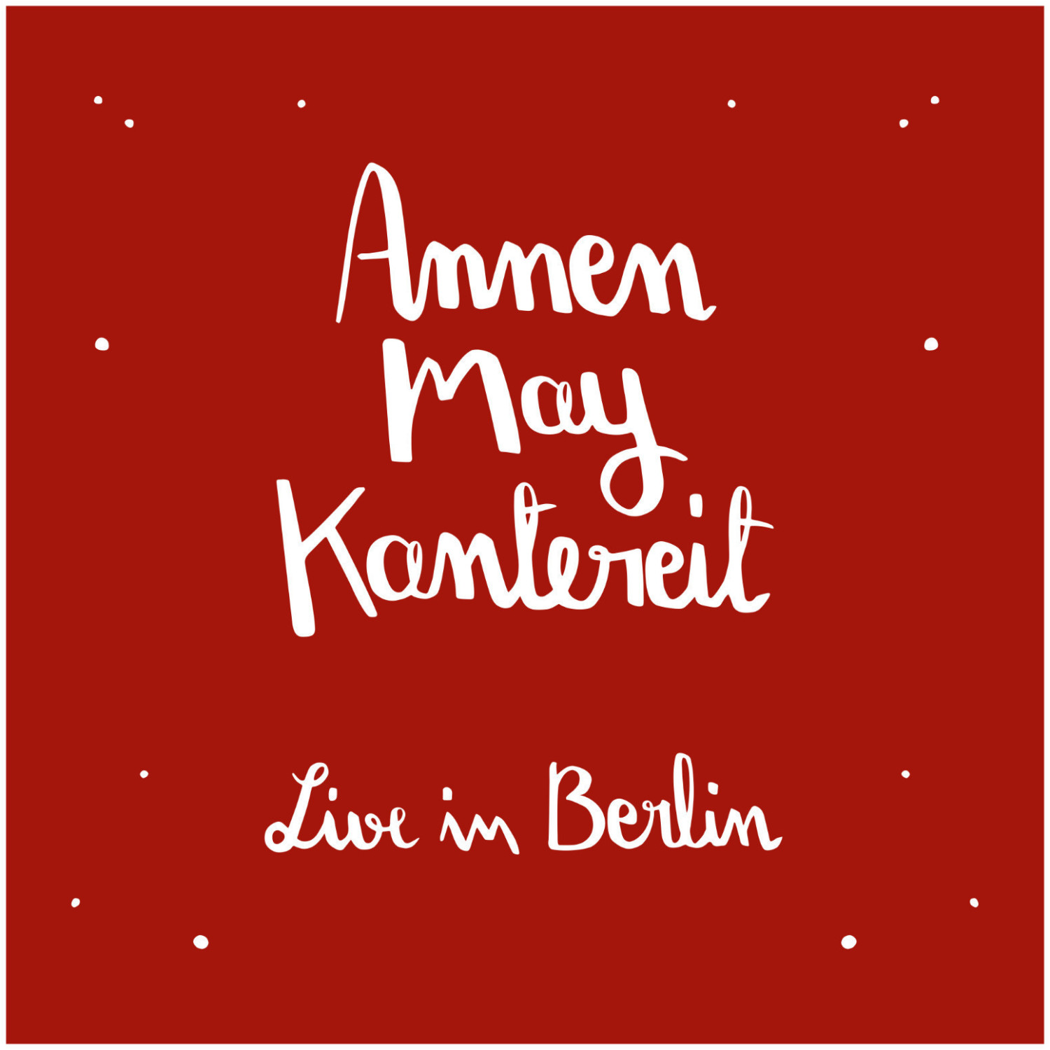 AnnenMayKantereit - Live in Berlin (CD + Vinyl)