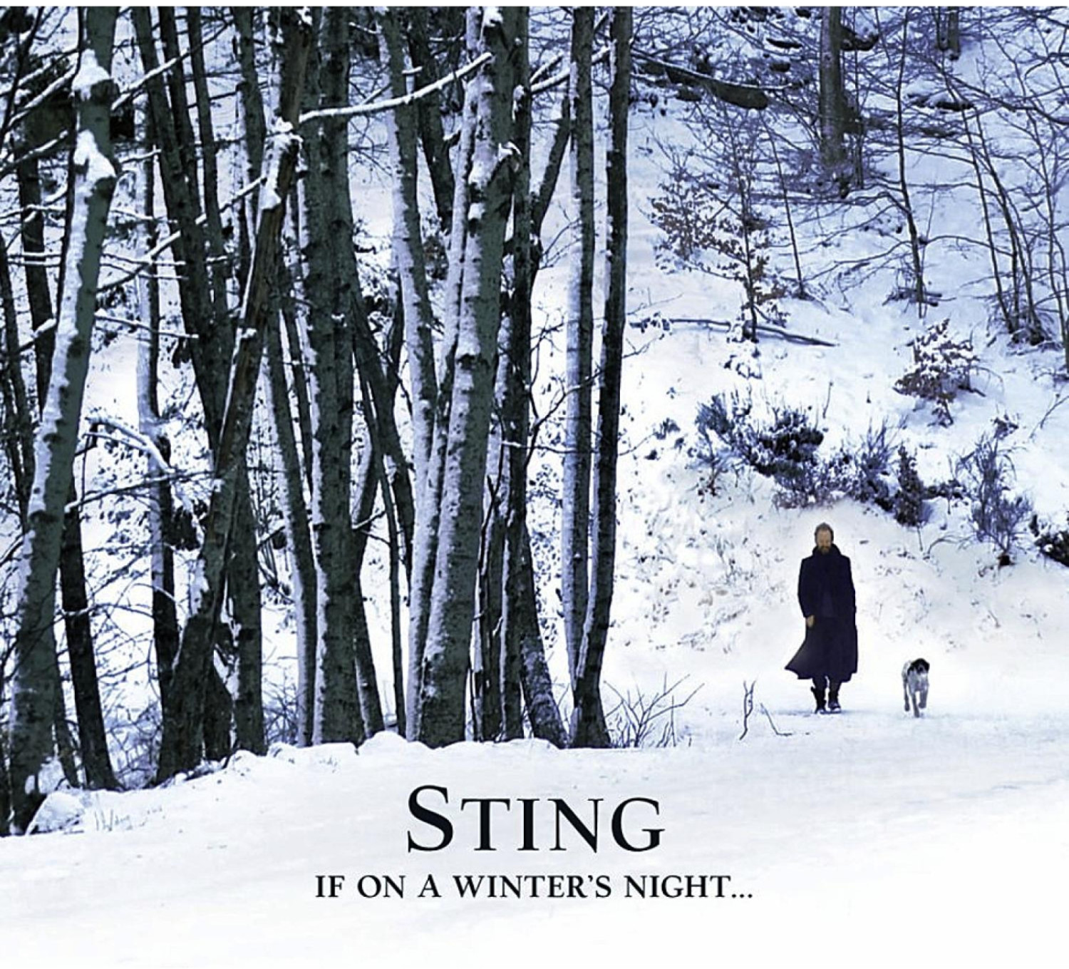 Sting - If on a Winter´s Night... (CD)