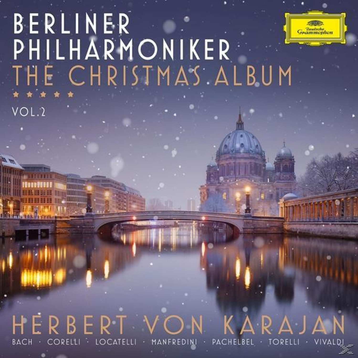 Berliner Philharmoniker - The Christmas Album 2...