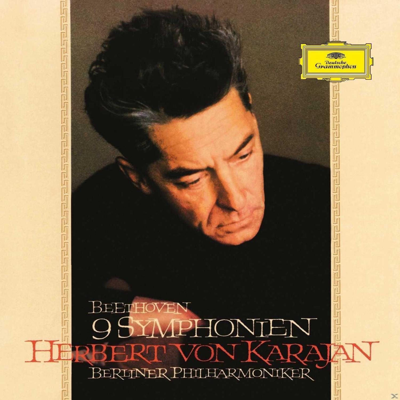 Berliner Philharmoniker - 9 Sinfonien - (Blu-ra...