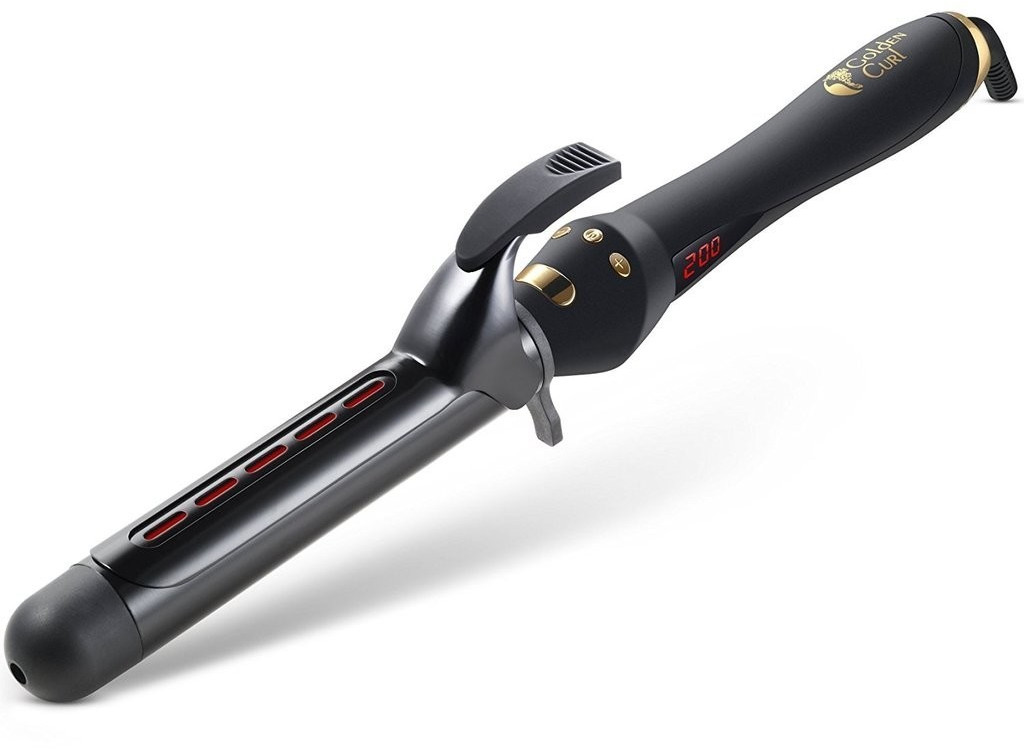Image of Golden Curl The Gyro Curler
