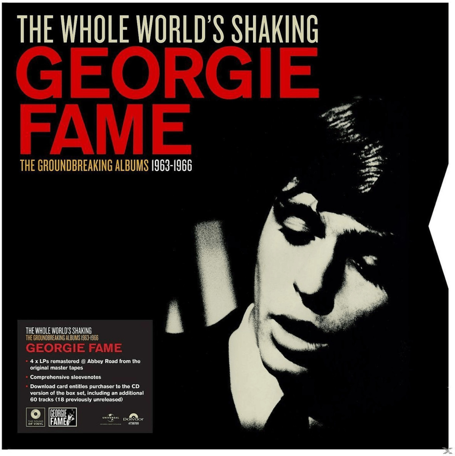 Georgie Fame - The Whole World´s Shaking (Limit...