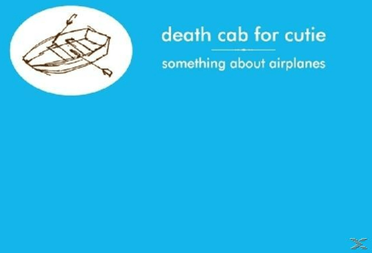 Death Cab For Cutie - Something About Airplanes...