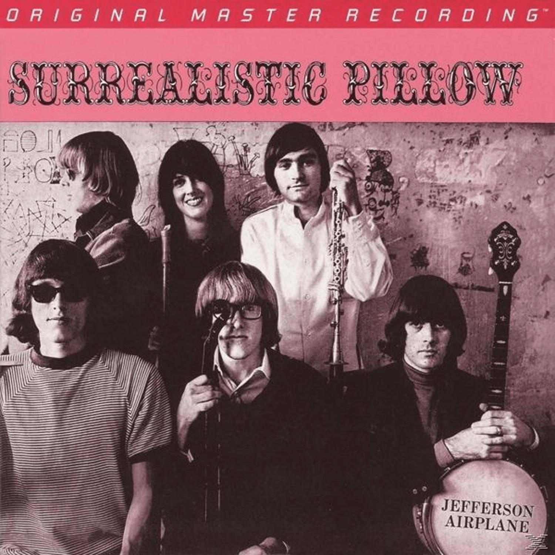 Jefferson Airplane - Surrealistic Pillow-Mono 4...