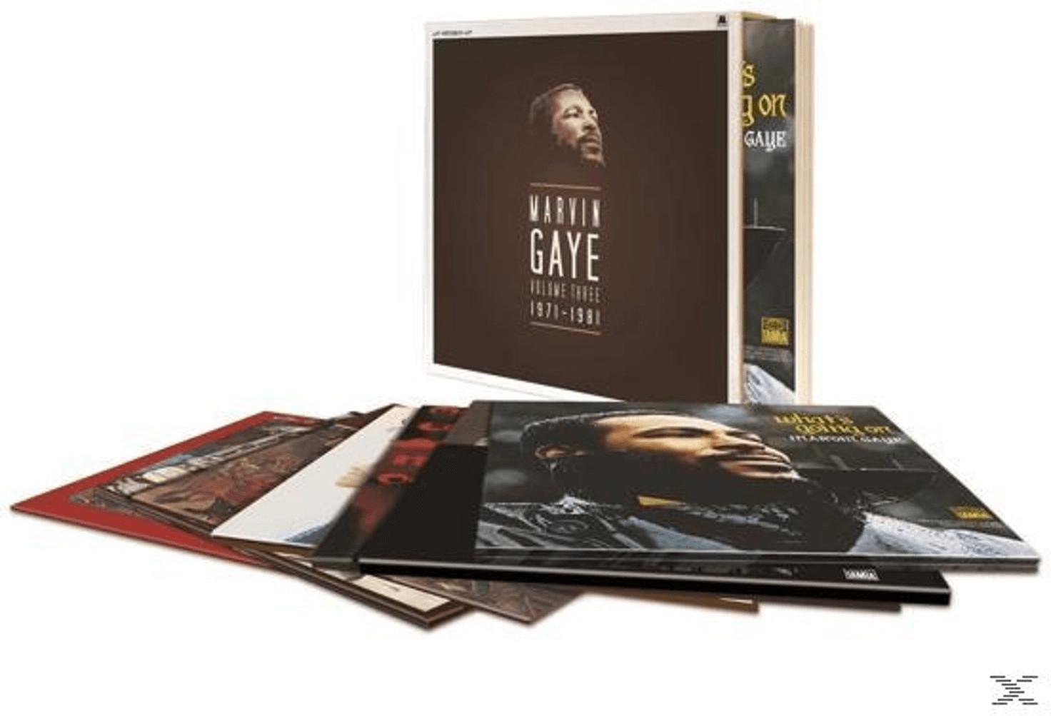 Marvin Gaye - Marvin Gaye Vol.3:1971-1981 (Ltd....