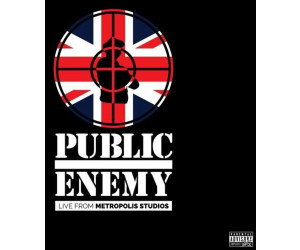 Image of Public Enemy - Live from Metropolis Studios (Vinyl)
