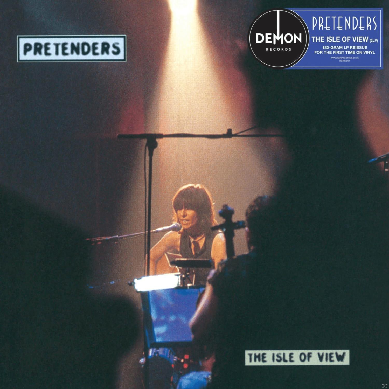 The Pretenders - The Isle Of View (Vinyl)