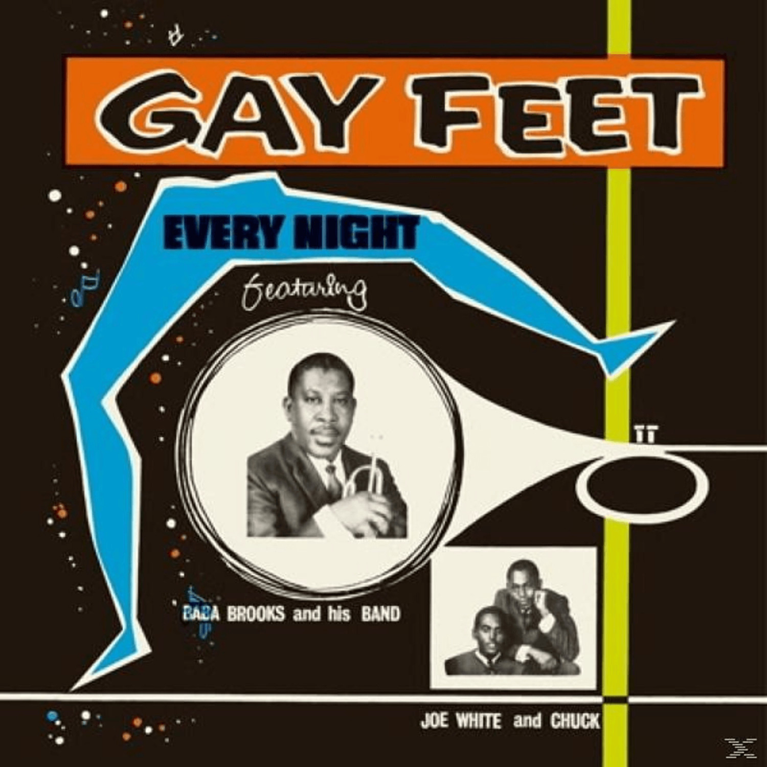 VARIOUS - Gay Feet Every Night (Vinyl)