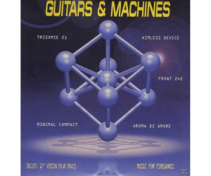 Image of VARIOUS - Guitars & Machines (Vinyl)