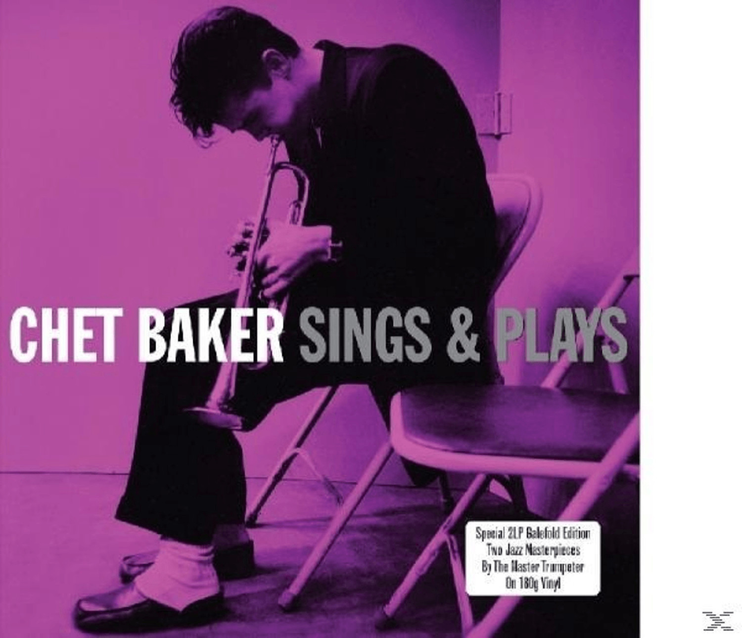Chet Baker - Sings And Plays (Vinyl)