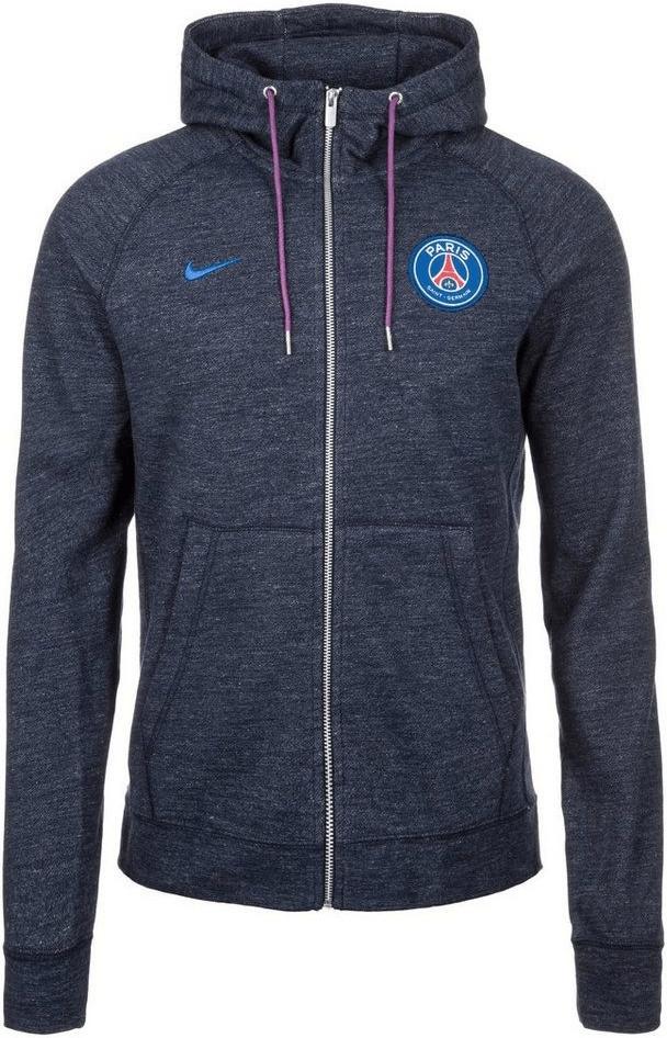 Nike Paris Saint-Germain Authentic Kapuzenjacke...