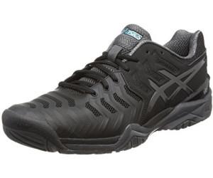 Asics Gel Resolution 7 Chaussures de Tennis Homme Noir 7 EU