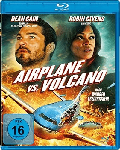 Airplane vs. Volcano [Blu-ray]
