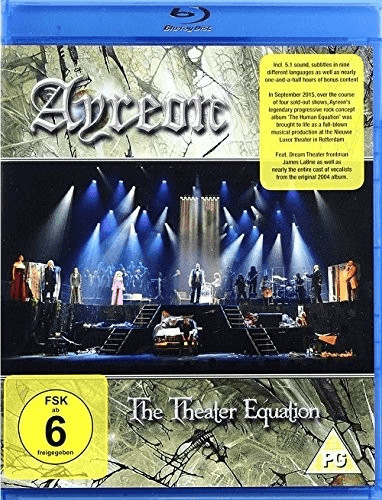 Ayreon - The Theater Equation [Blu-ray)