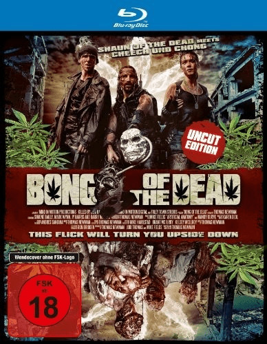 Bong of the Dead - Uncut [Blu-ray]