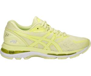 zapatillas mujer asics amarillas
