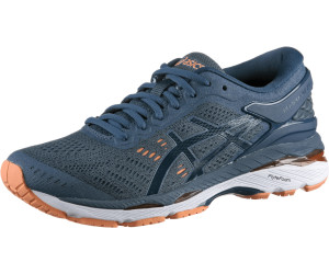 Asics Gel-Kayano 24 Women smoke blue/dark blue/canteloupe ab 96,51 ...