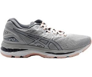 7ae79606266f Buy Asics Gel-Nimbus 20 Women mid grey mid grey seashell pink from ...