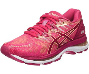 Asics Gel-Nimbus 20 Women bright rose/bright rose/apricot ice ab 107 ...