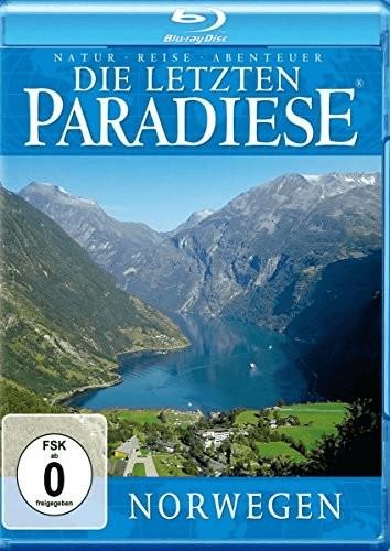 Die letzten Paradiese (Blu-ray) - Norwegen