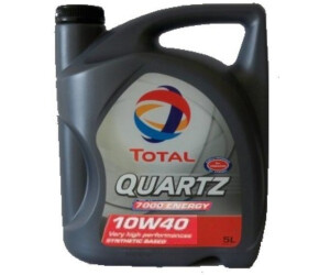 Buy TOTAL Quartz 7000 Energy 10W-40 from £12 55 (Today