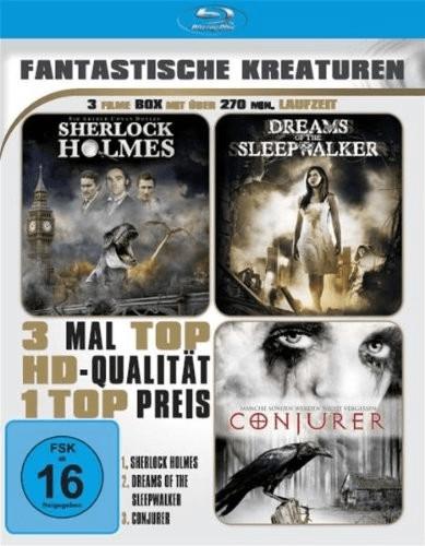 Fantastische Kreaturen (3 Filme) [Blu-ray]