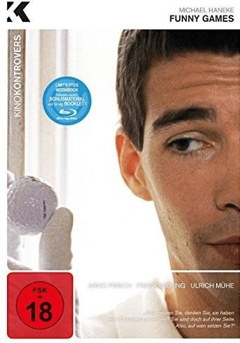 Funny Games - Kino Kontrovers [Blu-ray]