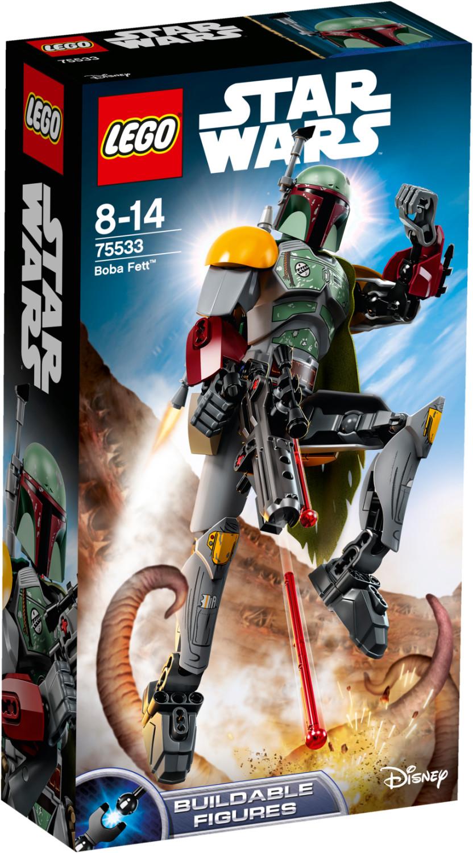 LEGO Star Wars - Boba Fett (75533)