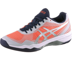 Asics Volley Elite FF Women flash coral/glacier grey/indigo blue ab ...