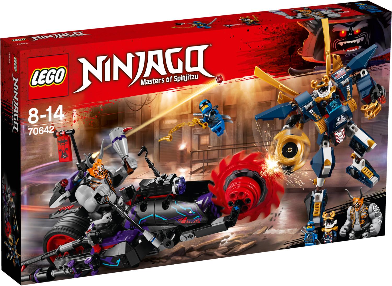 LEGO Ninjago - Killow gegen Samurai X (70642)