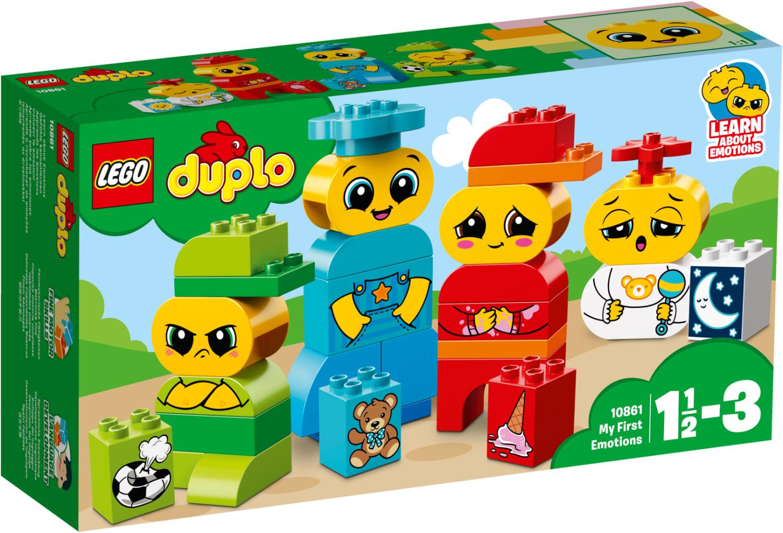 LEGO Duplo - Meine ersten Emotionen - Gefühle erklären (10861)