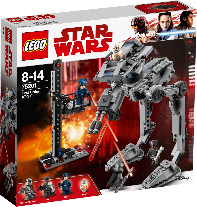 LEGO Star Wars - AT-ST du PremierOrdre (75201)