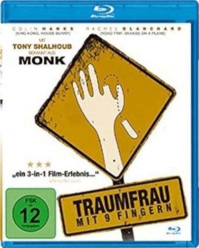 Traumfrau mit 9 Fingern [Blu-ray]