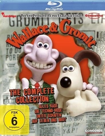 Various - Wallace & Gromit - The Complete Collection [Blu-ray]