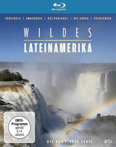 Wildes Lateinamerika - Die komplette Serie (Ven...