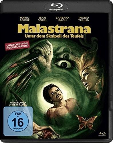 Malastrana - Unter dem Skalpell des Teufels - U...