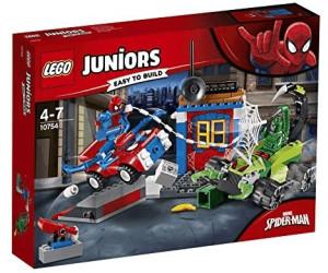 Contre Meilleur Prix Man Lego Juniors Scorpion10754Au Spider bf76gvYy