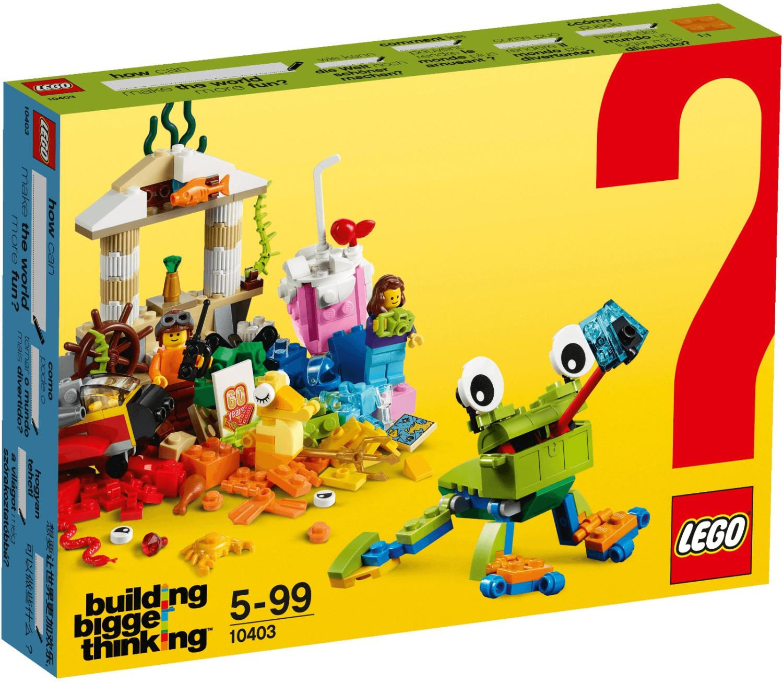 LEGO Classics - Spaß in der Welt (10403)