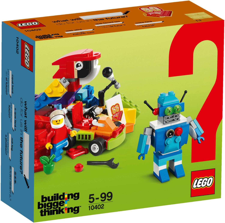 LEGO Classic - Spaß in der Zukunft (10402)