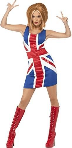 Smiffy's 90er Diva Pop Girl Kostüm L