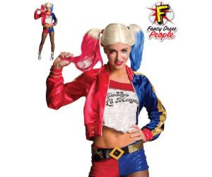 Rubies Harley Quinn Suicide Squad Kostüm L Ab 3679