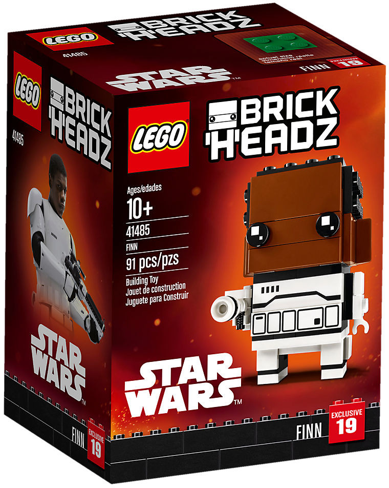 LEGO BrickHeadz - Finn (41485)
