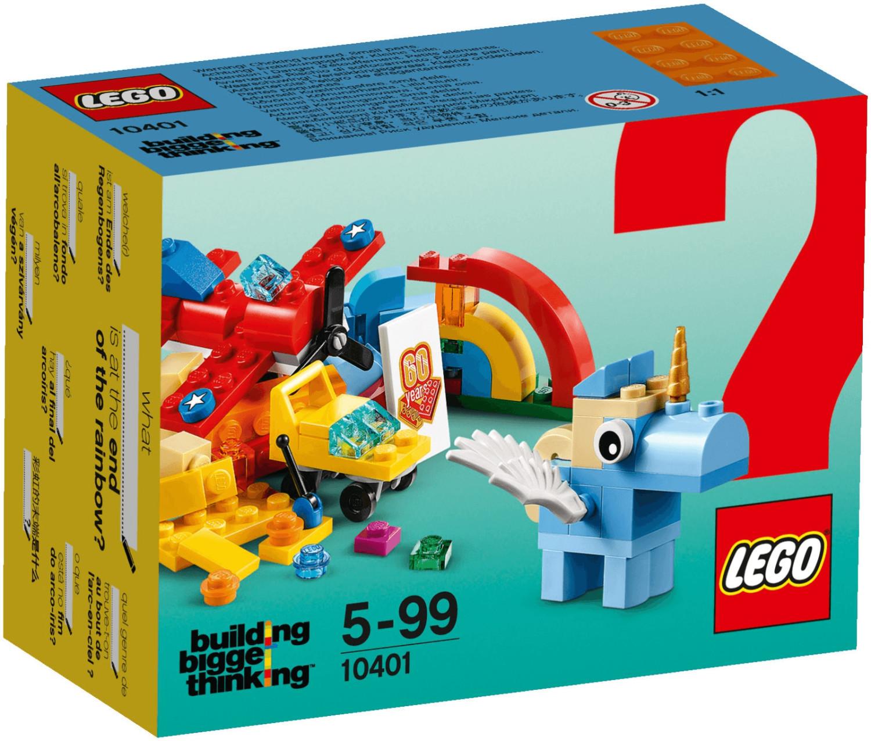 LEGO Classic - Les jeux de l'arc-en-ciel (10401)