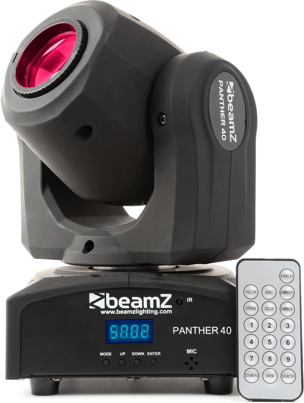 Image of BeamZ Panther 40 LED-Spot