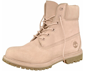 Timberland Women's 6 Inch Premium (A1K3Z) pale pink ab 118