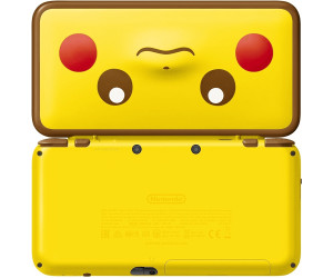 Nintendo New 2ds Xl Pikachu Edition Ab 134 95 Preisvergleich