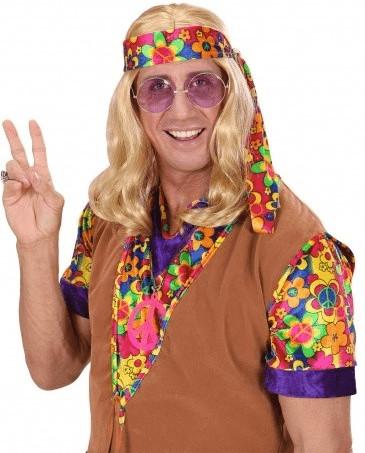 Widmann Blonde wig hippy