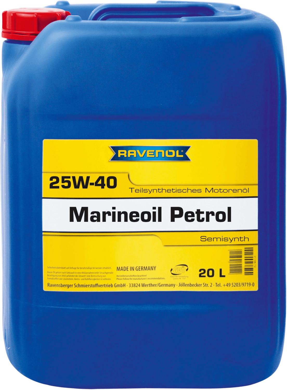 Ravenol Motoröl Petrol 25W-40 (20 l)